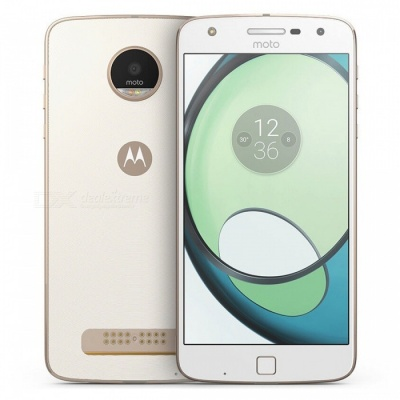 Motorola MOTO Z Play Octa-Core Phone with 3GB RAM, 64GB ROM - White