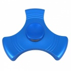OJADE Tri-Axe Spinner Minuty Spinning Time EDC Toy - Modrá