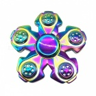 Dayspirit Rainbow Five-Side Style Fidget Releasing Hand Spinner