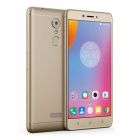 Lenovo K6 Note 5.5 inches Phone Dual SIM 4GB RAM 32GB ROM - Golden