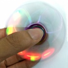 Dayspirit Rainbow LED Lighted Fidget Releasing Hand Spinner