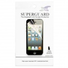 LCD Screen Protector with Cleaning Cloth for iPod Touch 4