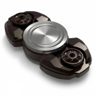OJADE Hand Spinner Fidget Relief Fingertip Gyro Toy - Black