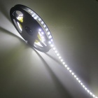 SZFC Non-Waterproof 5m 600-LED Strip Cold White With EU Power Adapter