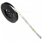 SZFC Non-Waterproof 5m 300-LED Strip Cold White With US Power Adapter