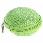 Round Fingertip Gyro Storage Box for Storing Small Items - Green