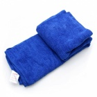 Naturehike Anti-Bacterial Quick Dry Travel Bath Towel - Blue