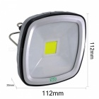 YWXLight 3W Outdoor Camping Tent Fishing Lamp Garden Light - Silver