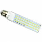Horizontal LED Light E27 18W 3500K 720lm 36-5730 SMD LED, Warm White