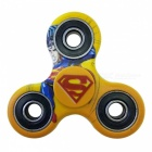 Dayspirit Superman Pattern Finger Toy EDC Hand Spinner