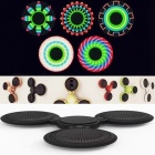 ZHAOYAO Hand Play Musique Tri-Spinner Finger Toy LED Haut-parleur Bluetooth