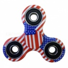 Dayspirit American Flag Pattern Finger Toy EDC Hand Spinner