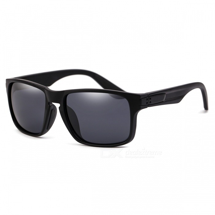 9103 Outdoor Sports Personality Polarized Sunglasses - Black, Grey