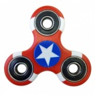 Dayspirit American Captain Pattern Finger Toy EDC Hand Spinner