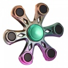 Dayspirit Hexagon Shaped Fidget Stress Relief Hand Spinner -Multicolor