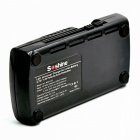 SOSHINE LCD Universal Charger for Li-lon Battery 3.7V 7.4V (EU Plug)