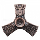 Dayspirit Transformers Style Fidget Releasing Hand Spinner- Red Copper