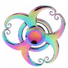 Dayspirit Rainbow 3-Iron Crown Style Fidget Releasing Hand Spinner