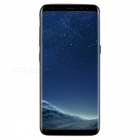 "Samsung S8+ G9550 Dual SIM 6.2"" Phone with 6GB RAM, 128GB ROM - Black"