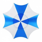BLCR Umbrella Shape Finger Toy Hand Spinner for ADHD - Blue