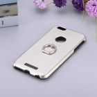 BLCR Protective PC TPU Back Case with Ring Stand for IPHONE 7 - Golden