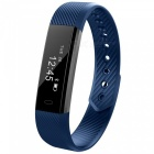 Eastor ID115HR Heart Rate Smart Bracelet with Fitness Tracker - Blue
