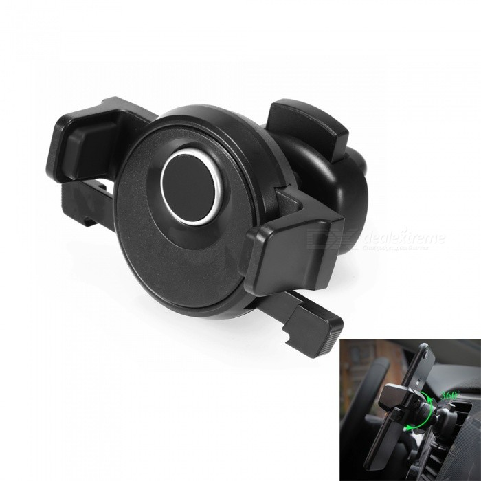 PE-K10 Car Outlet Bracket for Mobile Phone - BlackMounts &amp; Holders<br>Form  ColorblackModelK10MaterialABSQuantity1 setMount TypeCar MountCompatible ModelsCan clip electronic product width size: 5.8-8.8 cm.<br>Applicable products: suitable for the size of 3.5 inch -5.5 inch all mobile phones, navigators, MP3, MP4 and other electronic products.Compatible Size(inch)Can clip electronic product width size: 5.8-8.8 cm.<br>Applicable products: suitable for the size of 3.5 inch -5.5 inch all mobile phones, navigators, MP3, MP4 and other electronic products.Packing List1 x Car bracket<br>
