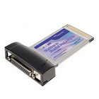 Parallel Printer Port PCMCIA Card