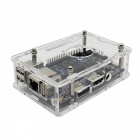 Geekworm Luxurious Acrylic Case for Orange Pi Plus 2E - Transparent