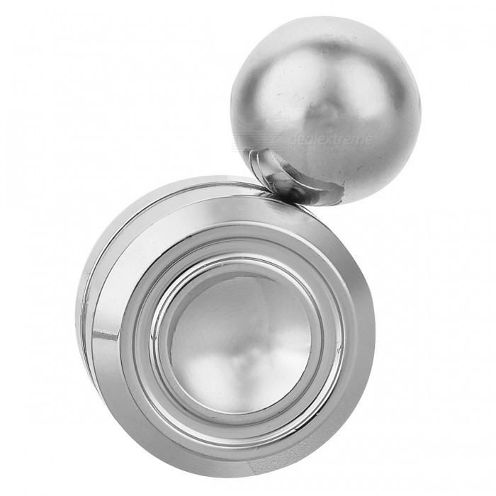 Zanhoo Magnet Fidget Stress Reliever Ball Toy - SilverStress Relievers<br>Form  ColorSilverQuantity1 pieceMaterialChrome platedGenderUnisexPacking List1 x Ball<br>