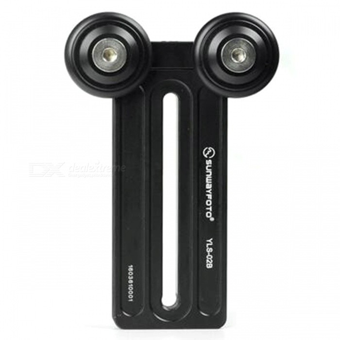 SUNWAYFOTO YLS-02B Tripod Quick Release Plate for Lens