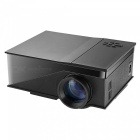BLCR PH400 1200lm Mini Portable Home LED Video Projector (EU Plug)