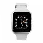 "X6 PLUS 1.54"" 3G Android Smart Watch - White"