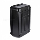Hard Shell Suitcase Fitting for Hubsan X4 H501S RC Model - Black