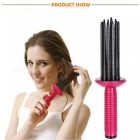 Airy Curl Hair Styler Styling Curler, Hair Roller Curling Comb Brush