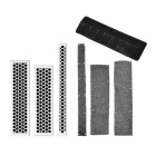 TYX-583 ABS Dust-proof Mesh Suit Kit for XBOX ONE Slim - White