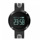 DOMINO DM58 IP67 Waterproof Smart Bracelet - Black, Grey