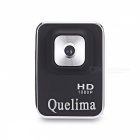 KELIMA Upgraded Version Mini HD 1.3MP Sports Camera - Black