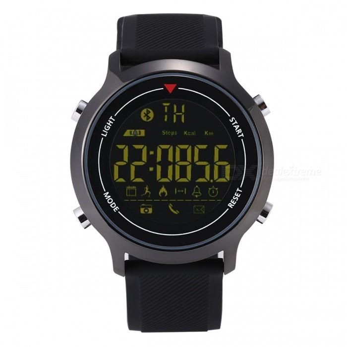 Zeblaze VIBE Walking 5ATM Water Watch - Noir