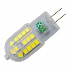 YWXLight G4 3W 6000-6500K LED Bi-pin Light Cold White