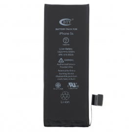 BTY Replacement 1560mAh Li-ion Battery for IPHONE 5S - Black