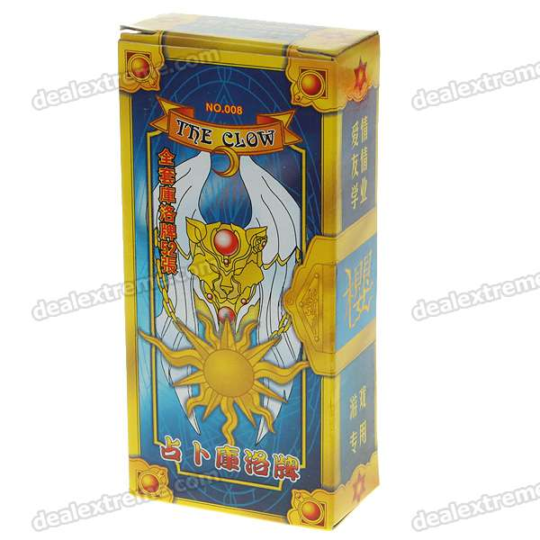 Card Captor Sakura The Clow Card Set