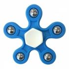 Dayspirit Pentagon Shape Fidget Releasing Hand Spinner - Blue