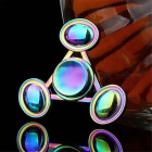 OJADE Rainbow Triangle Hand Spinner Fidgets Fingertip Gyro Toy