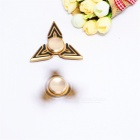 OJADE Triangle Forme Shuriken main Fidget Toy Gyroscope Fingertip
