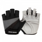Cycling Shockproof Half-Finger Gloves (1 Pair)
