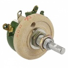 25W 20 Ohm Ceramic Wirewound Potentiometer Adjustable Resistor Rtvgk