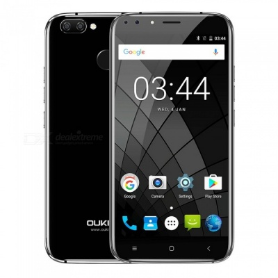OUKITEL U22 5.5 inches 3G Phone with 2GB RAM 16GB ROM - Black