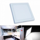 JIAWENL 24W Cold White Surface Mounted LED Panel Light Ceiling Light