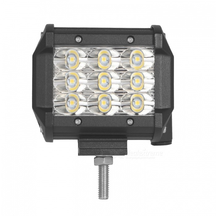 "MZ 4"" Tri-Row 2700LM 27W LED Spot Work Light for Off-road SUV"